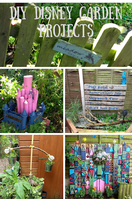 Projects I have made in my garden this year