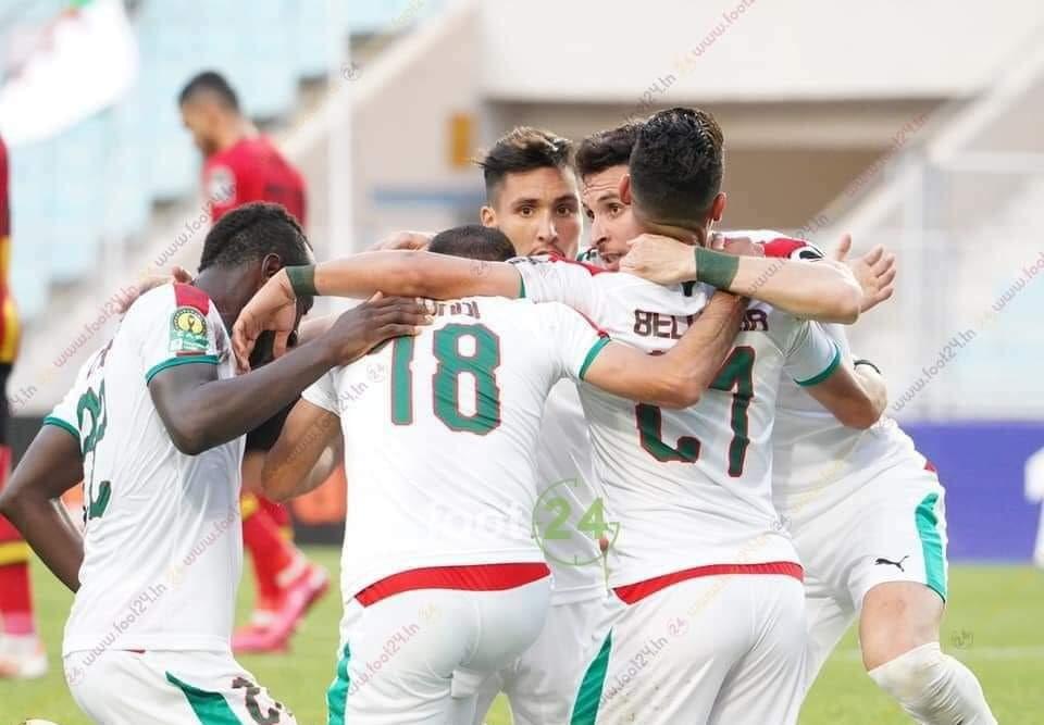 رابطة أبطال إفريقيا: مولودية الجزائر تتأهل إلى الدور الربع النهائي