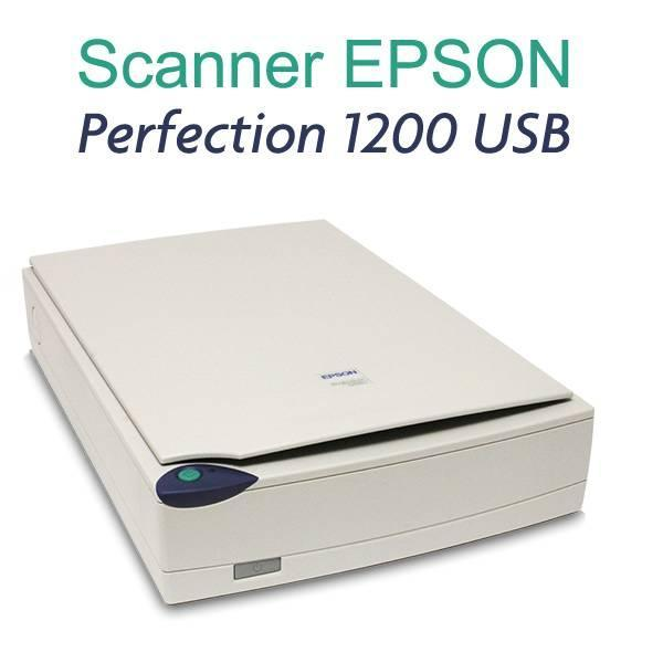 DRIVERS UPDATE: EPSON SCANNER 1240U
