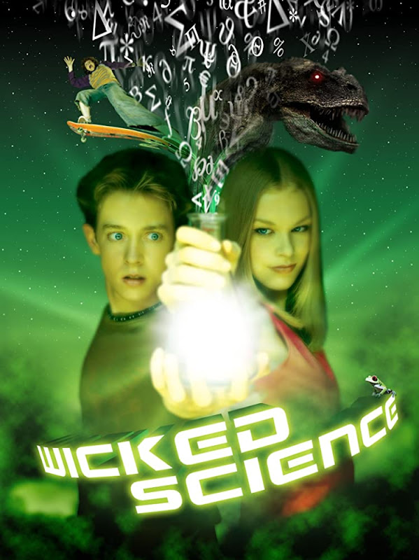 Wicked Science (Serie Completa) DVDRip Dual Latino/Ingles
