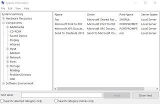 Cara Melihat Spesifikasi Laptop via System Information