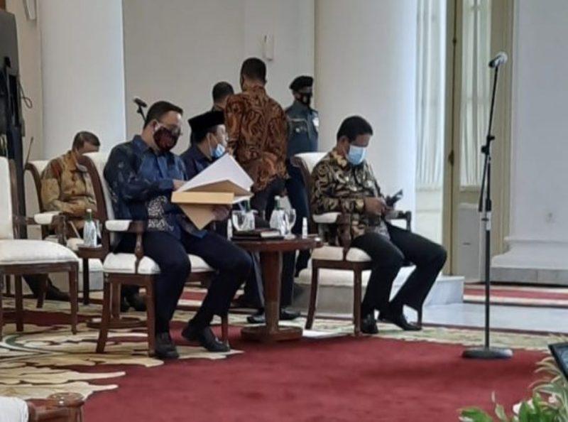Dengan Protokol Kesehatan yang Ketat, Isdianto Minta ke Presiden Joko Widodo Ijinkan Wisatawan Asing Boleh Masuk