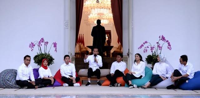 Stafsus Milenial Bikin Gemuk, PKS: Jokowi Jalankan Politik Akomodasi, Bukan Meritokrasi