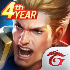 Download MOD APK Arena of Valor (Taiwan) / 傳說對決 四周年版本登場 Latest Version
