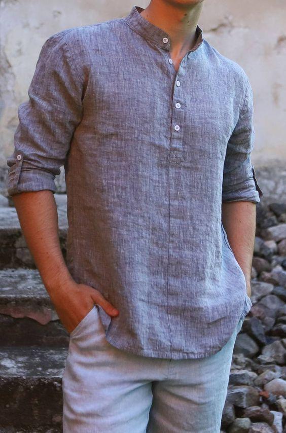 Sustainable Men's Clothing