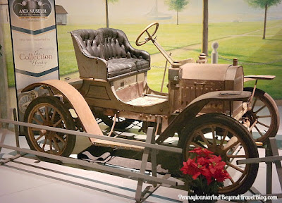 The Antique Automobile Club of America Museum in Hershey