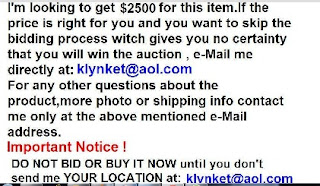 offer when pay on ebay