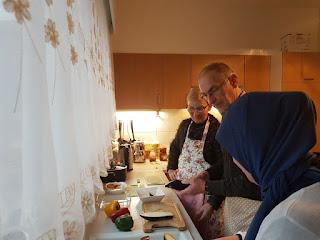 In Limburg werd de eerste kookMEE-avond georganiseerd.