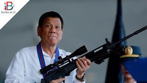 Tanggapi Koruptor, Presiden Filipina: Jika Anda punya Senjata Tembak Mereka