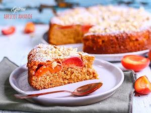 Gâteau aux abricots ultra moelleux