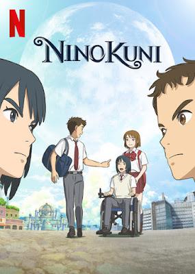 Ni no Kuni [2019] [NTSC/DVDR- Custom HD] Ingles, Español Latino