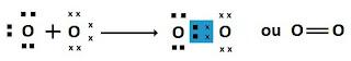 ligaçao covalente oxigenio