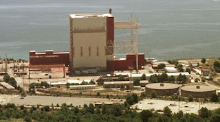 Instalaciones de la Central Nuclear Vandellós 1