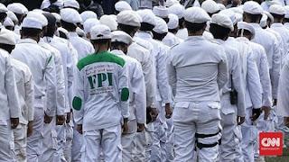 Pemerintah Tetapkan FPI Organisasi Terlarang