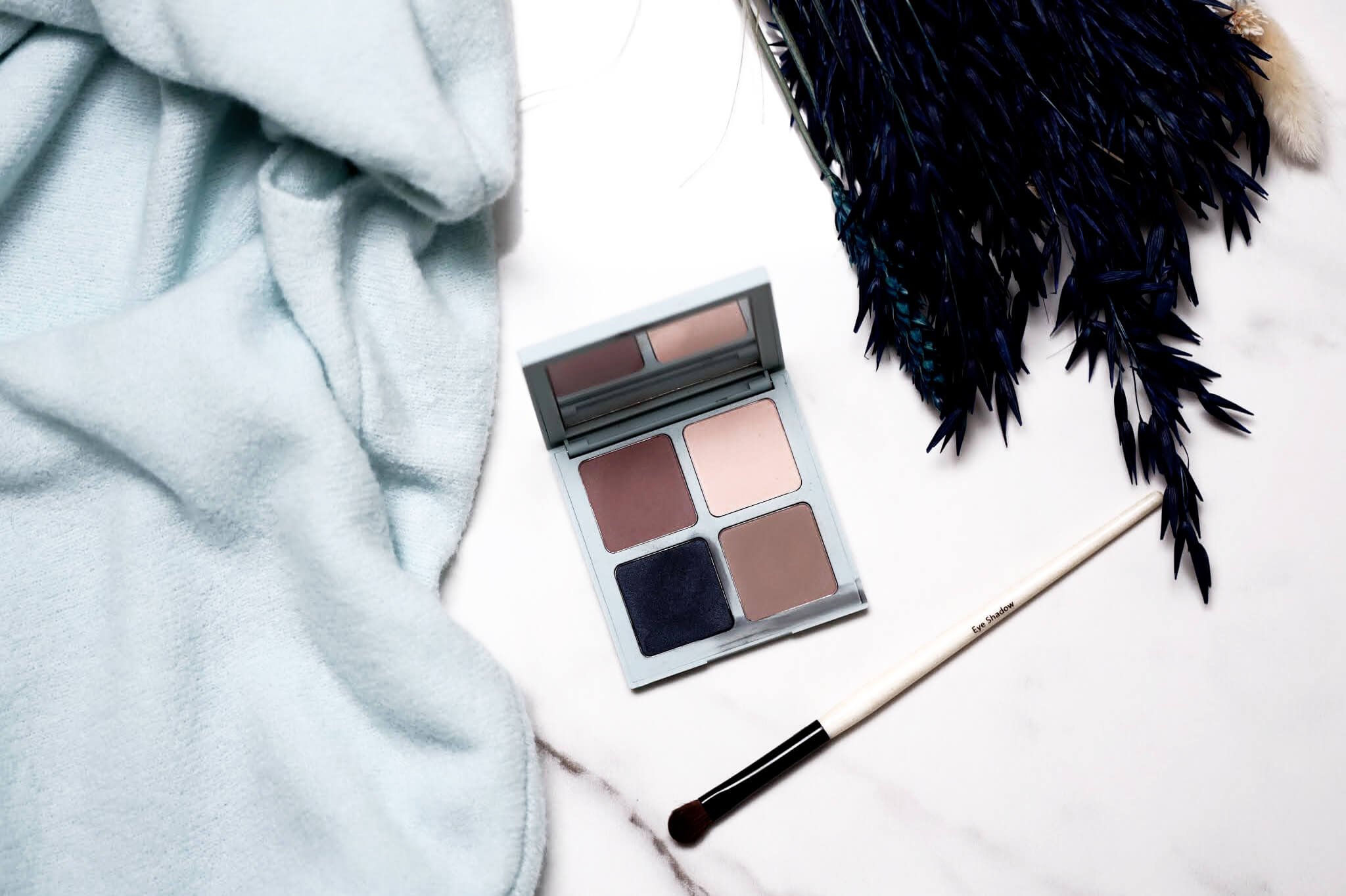 Vapour Eyeshadow Quad Palette Yeux Intention