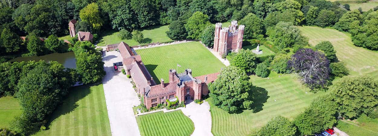 Unique Wedding Venues in Essex, Leez Priory