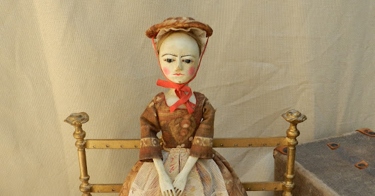 Queen Anne doll