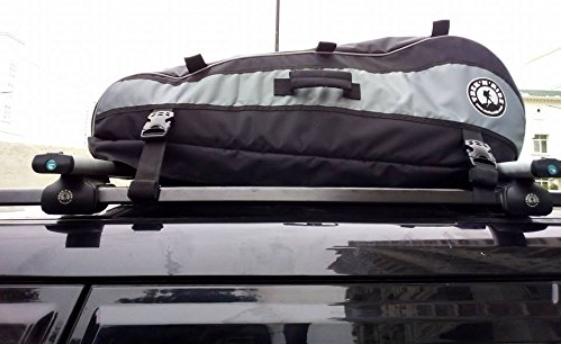 TREK 'N' RIDE Car Roof Luggage Bag