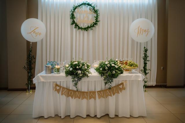 dekoracja kościoła dekoracja sali weselnej rzeszów ślubnażyczenie