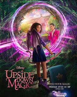 Upside-Down Magic / Несъвършена магия (2020)
