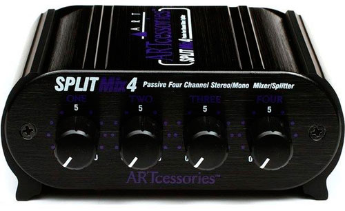 theatre of noise: Mixers for desktop music