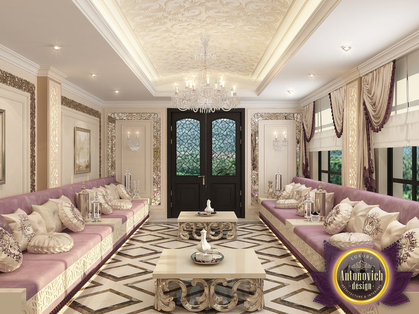 Kenyadesign living room design in kenya of luxury for Living room ideas kenya