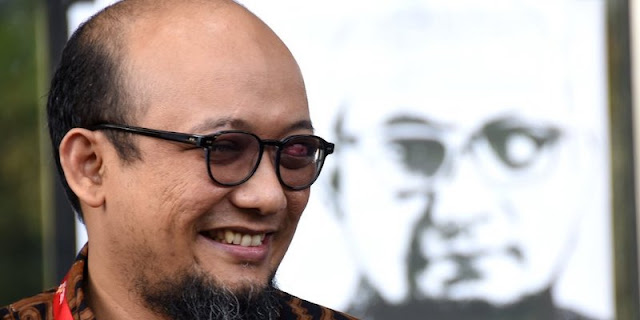 Novel Baswedan: Alhamdulillah, Kami Berhenti dengan Hormat