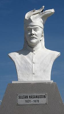 Sultan Hasanuddin - Pahlawan Nasional