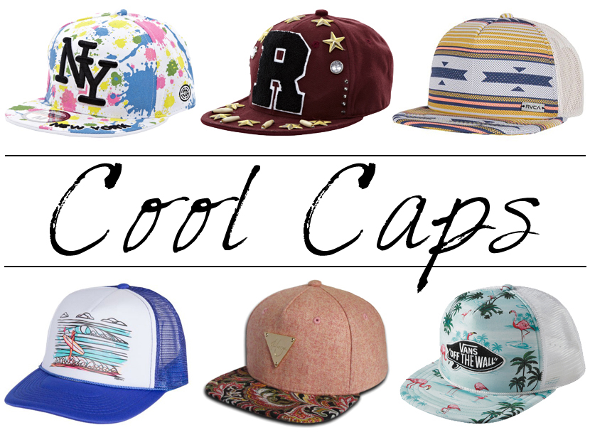 Trend File | Cool Cabs by La Vie Fleurit!!! Trends, Fashion, Accessories, Spring/Summer, Spring, Summer, Streetstyle, Outfit, look, Trend File, Must Have, Hat, Trend, Beach, Trucker Cab, NY, River Island, Vans, RVCA, HATer SNAPBACK, Sundance Beach