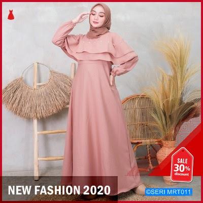 MRT011A103 Athifah Dress Terbaru Kekinian BMGShop