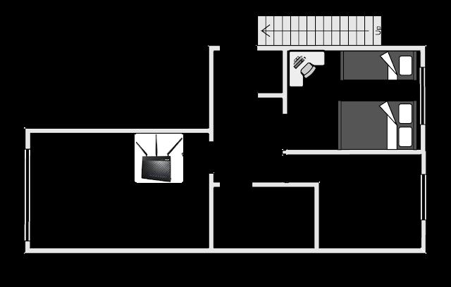 Schemat mieszkania