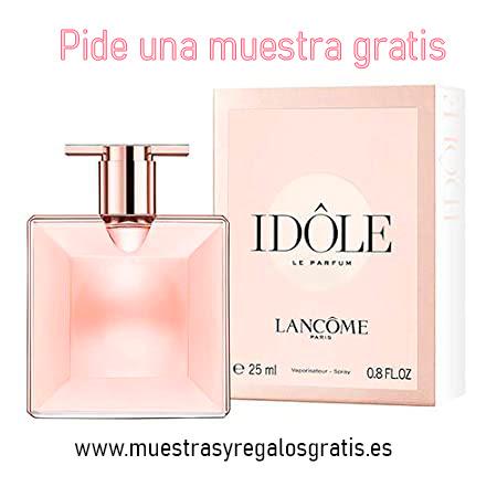 Muestras gratis de perfume Lancome