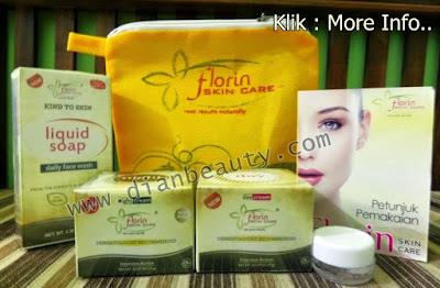 Florin Skin Care Cream Untuk Memutihkan wajah Menghilangkan Flek hitam Dan Mengatasi Jerawat Secara Cepat Aman Dan Alami.