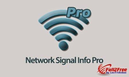 Android : Network Signal Info Pro v2.70.13