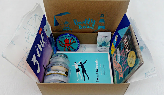 Contents of June Buddy Box