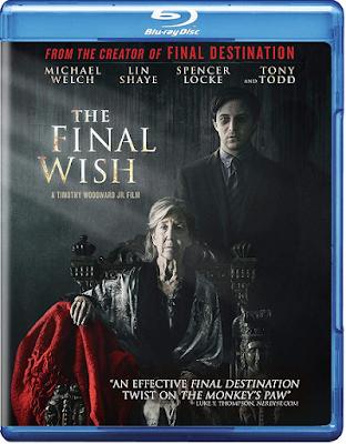 The Final Wish  [2018] [BD25] [Subtitulado]