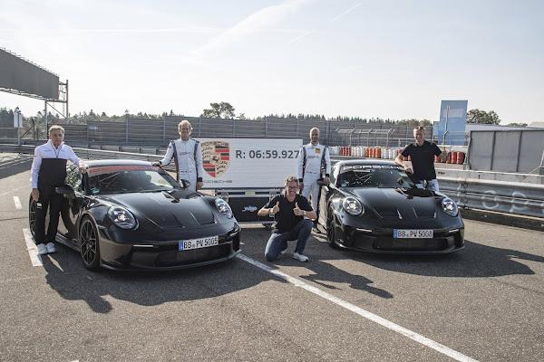 Novo Porsche 911 GT3 2022 (992) chega ao Brasil este ano - fotos e detalhes