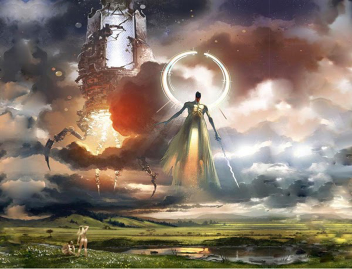 Tanrı fikri üzerine deli düşünceler, Tanrı, din, dinler, dinlerde yaratıcı, her şey yalansa, birden fazla tanrı, biz Tanrıysak, her şey oyunsa, laboratuvar faresi miyiz, uzaylılar tanrı ise