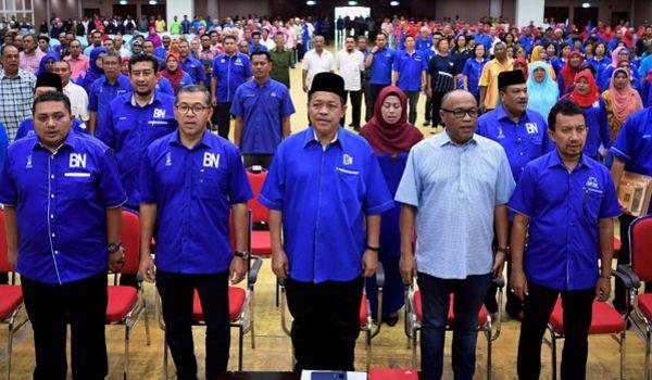 PRU14: Senarai Calon Barisan Nasional Negeri Perlis