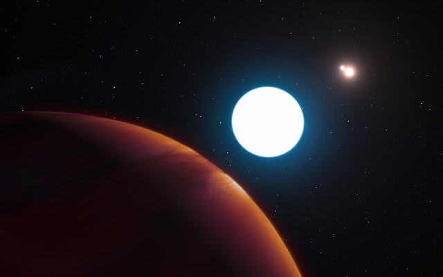 Earth-Sized Planet Discovered Around the Closest Star to Earth, Proxima-Centauri