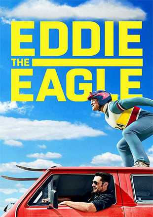 Eddie the Eagle 2016 BRRip 720p Dual Audio In Hindi English