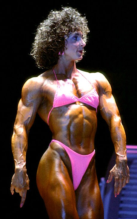2016 Jo 80's Female Muscle: Tami Imbriale