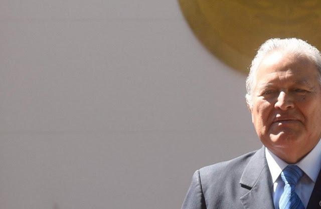 Jaksa Agung El Salvador Perintahkan Penangkapan Mantan Presiden Sanchez Ceren