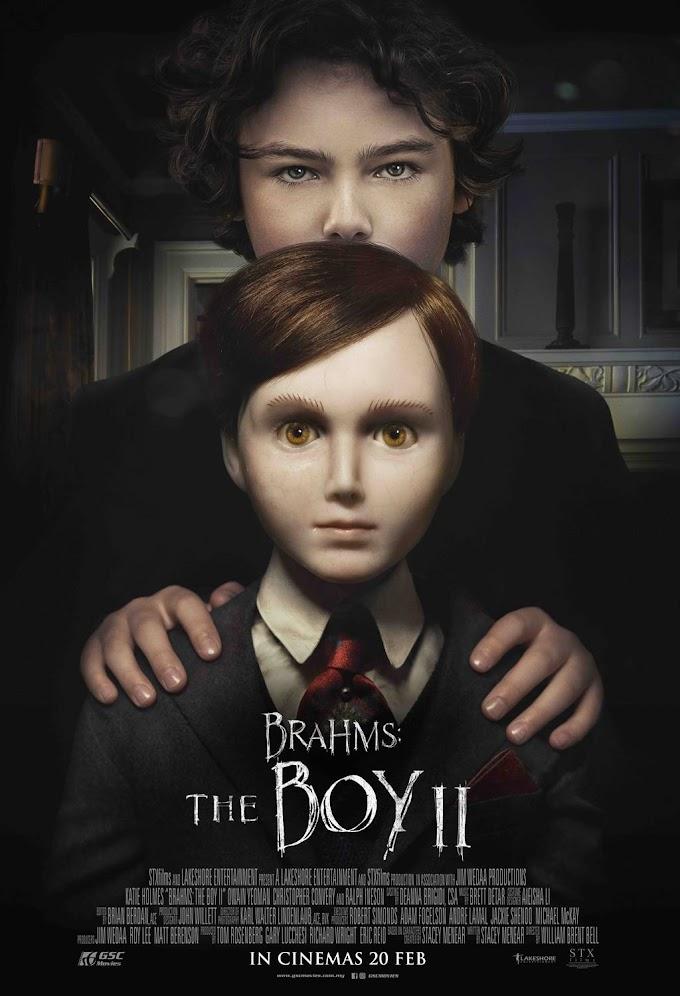 Review Filem Brahms: The Boy II