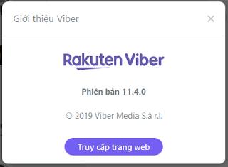 Chặn quảng cáo Viber PC app đơn giản
