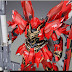 Custom Build: MG 1/100 MSN-06S Sinanju [Detailed]