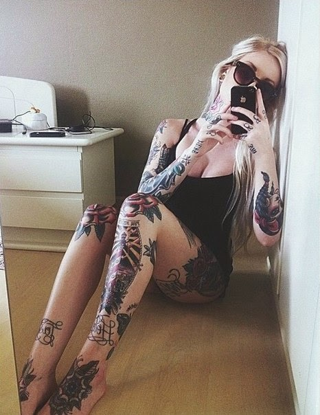 Best female tattoo