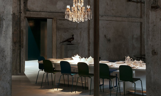 Designer Restaurants To Not Miss By Carlo Cracco