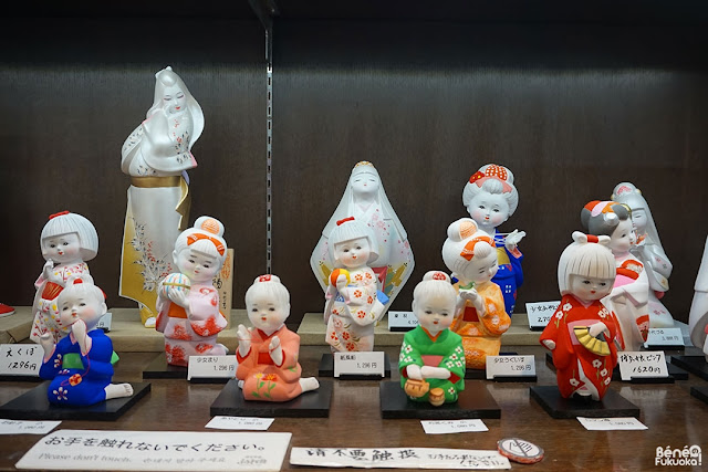 博多人形、博多町家ふるさと館、福岡