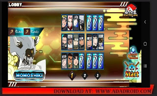 Download Naruto Senki The Last Fixed V1.22 Mod version 4 by FDPL